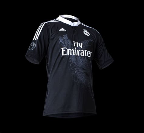 Jersey Baju Kaos Madrid Home Away 3rd 17 18 Nameset Grade Ori Futsal new real madrid third kit and f50 boots feature dragons