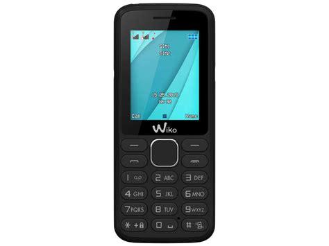 telefonie mobili mobile wiko lubi 4 noir chez conforama
