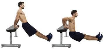 how to do dips at home hiit exercise how to do elevated tricep dips hiit