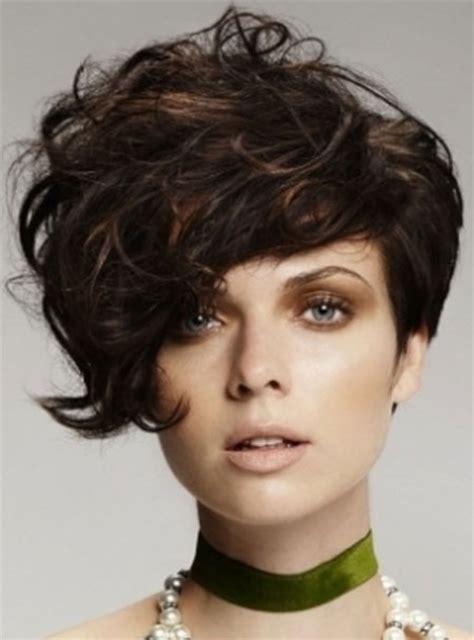 perm for asymmetrical hair cut 30 best short curly hairstyles 2014 short hairstyles