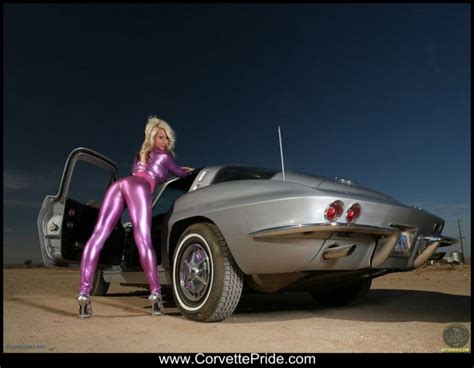 Women C 4 by Corvette Corvette Pride Corvette Pictures