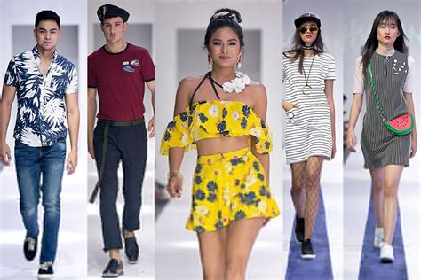 fashion show philippines top 5 summer fashion trends from bench fashion week