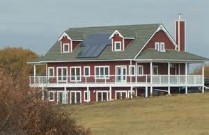 Ranch Style House Plans With Walkout Basement by Island Rose Solar Home Plan Suncatcher Solar