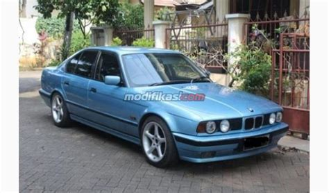Lu Depan Mobil Bmw 520i jual bmw 520i e34 a t tahun 1994 modifikasi jual beli