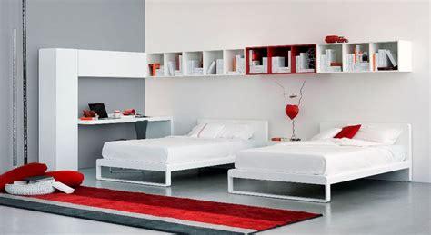 modern kids twin bed