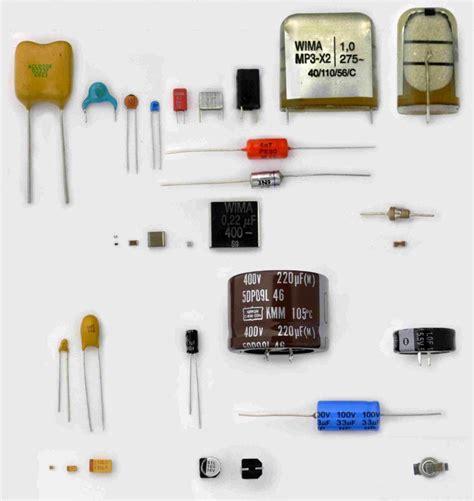 types of resistors capacitors and inductors el condensador 191 qu 233 es y c 243 mo utilizarlo