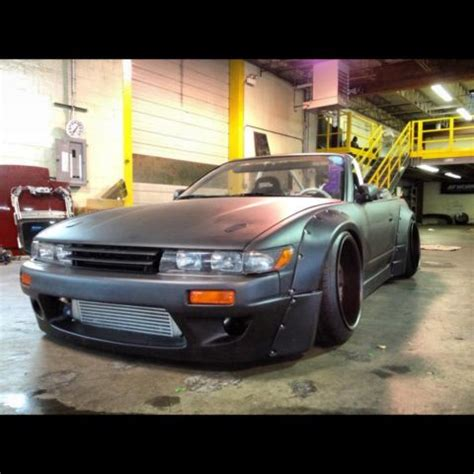 drift cars 240sx 240sx rocket bunny convertible s13 drift car