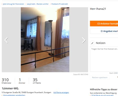 Garten Mieten Stuttgart Feuerbach by Wohnungsbetrug Sender Jandarmes Gmail