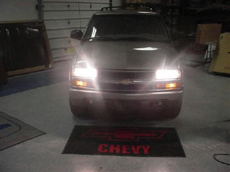 Low Beam Lights Should Be Used In by Hi Low Beam Lights Together S 10 Forum