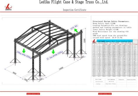 stage layout maker concert aluminium truss with roof for outdoor event stage