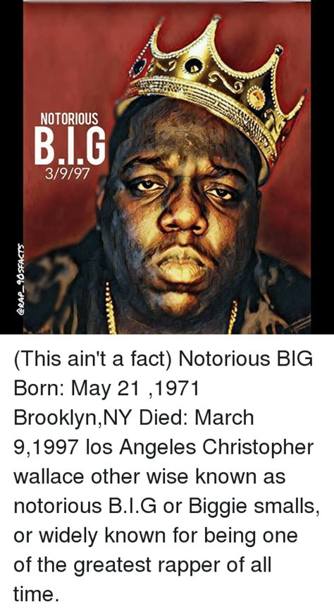Notorious Big Meme - 25 best memes about christopher wallace christopher