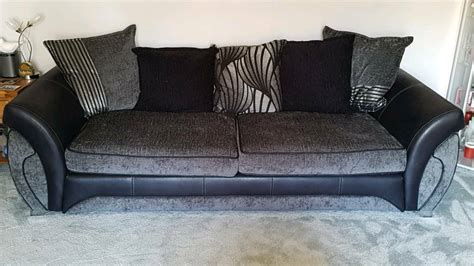 dfs clara sofa set   seater   seater   sell  individually  peterhead
