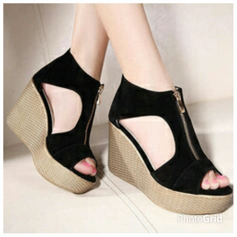 Flast Shoes Sandal Wanita Mg30 image gallery sandal wanita