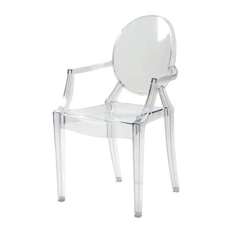 Acrylic Dining Chair Clear Acrylic Chair Homey Home