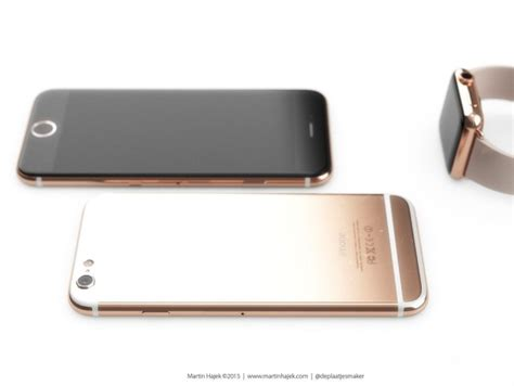 6s look a like this is what the iphone 6s will look like in gold