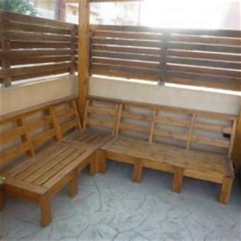 corner patio bench plans create an outdoor corner bench unit free plans and
