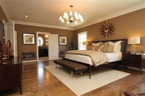 Light Colors For Bedroom Modern Master Bedroom Light Hardwood Floors In Bedroom With A Light Chocolate Walls Luxury