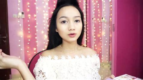 tutorial makeup nanda arsyinta soft makeup look by nanda arsyinta youtube