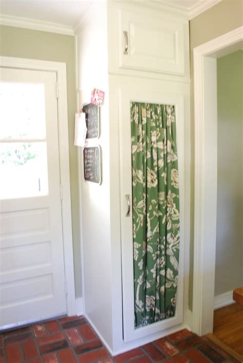 kitchen pantry curtains this that kitchen