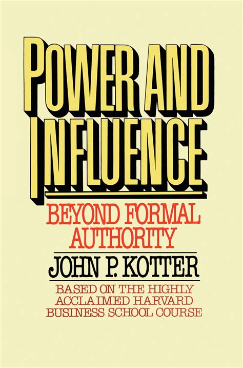 kotter the general managers power and influence ebook by john p kotter official