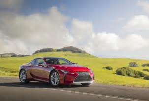 all new lexus lc performance coupe opens new chapter in