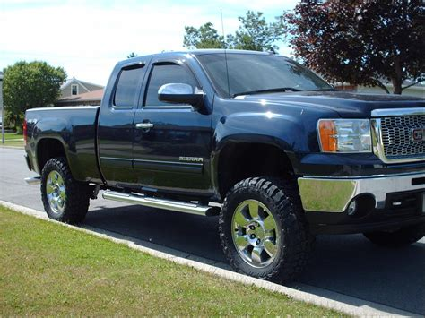 lifted gmc 1500 gmc sierra 1500 lifted wallpaper 1024x768 34636