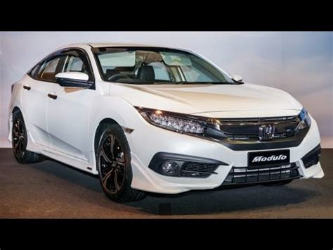honda civic modulo bodykit the new 2016 honda civic 1 5l turbo premium malaysia