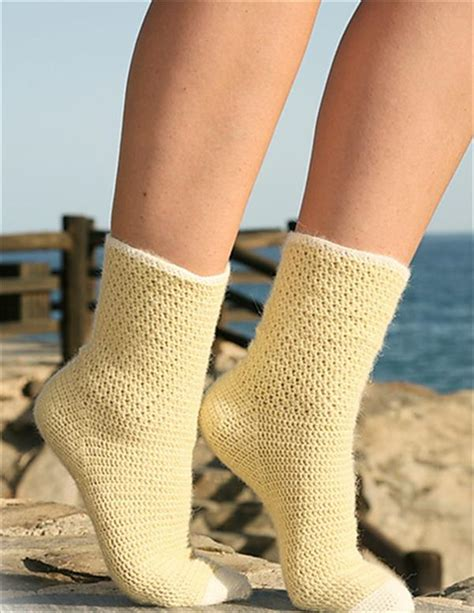 crochet pattern socks beginners 30 creative crochet sock patterns patterns hub