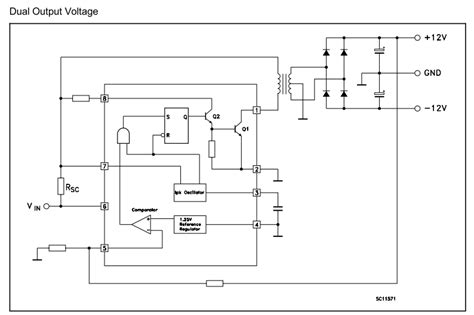 Fa5304 Bipolar Ic For Switching Power Supply power supply what type topology of smps is this electrical engineering stack exchange