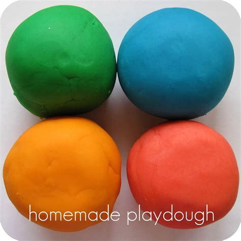 Handmade Playdough - wednesday craft tacomagic s random insanity