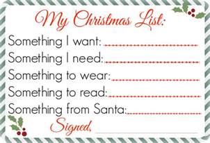 christmas wishlist ideas withal christmas list 1024x699