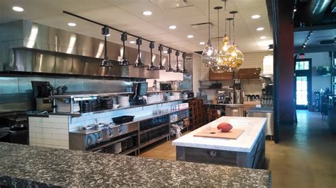 Restaurant Kitchen Lighting   Home Designs