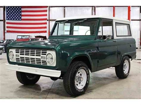 97 ford bronco classifieds for 1968 ford bronco 4 available