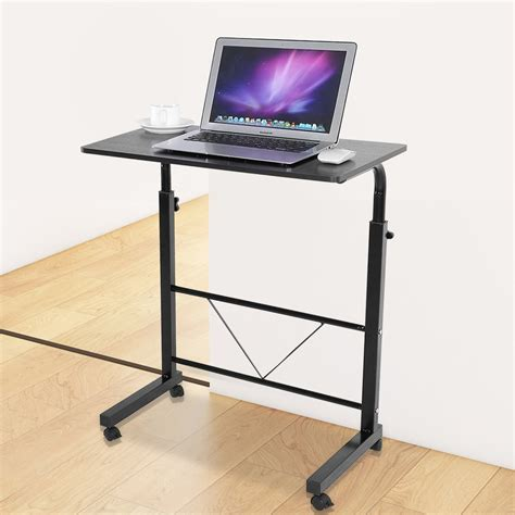 adjustable movable laptop table adjustable laptop computer table standing desk movable