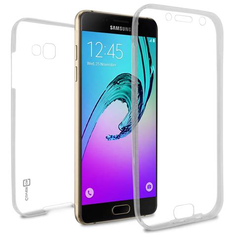Anti Gores Samsung New A7 2017 A720 Clear clear front back thin tpu cover for samsung galaxy a7 2017 a720
