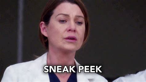 Sneak Preview 2 by Grey S Anatomy 13x19 Sneak Peek 2 Quot What S Inside Quot Hd