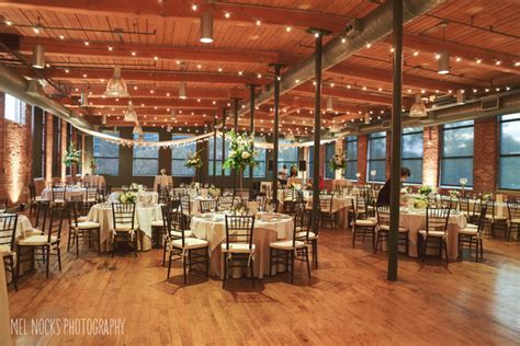 Huguenot Mill and Loft   Greenville, SC Wedding Venue