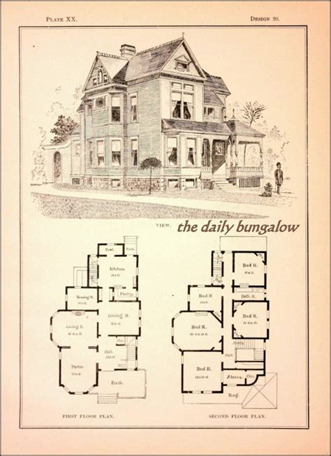 Historic House Floor Plans by 896 Best Images About Historic Floor Plans On Pinterest
