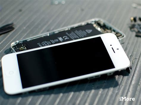 how much is it to fix an iphone 5s screen how to replace a cracked screen on an iphone 5 imore