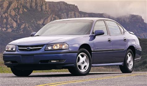 how it works cars 2001 chevrolet impala on board diagnostic system 2001 chevrolet impala review