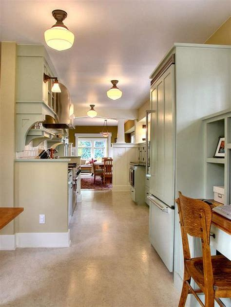 Lighting For Galley Kitchen Galley Kitchen Recessed Lighting Placement