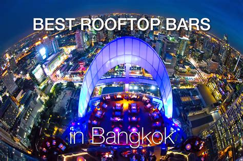 Top Bangkok by Bangkok Best Rooftop Bars Bangkok Undercover