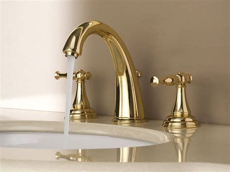 rubinetti oro rubinetteria bagno oro sweetwaterrescue