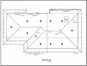 roof plans fog city as builts san francisco ca portfolio of measured drawings