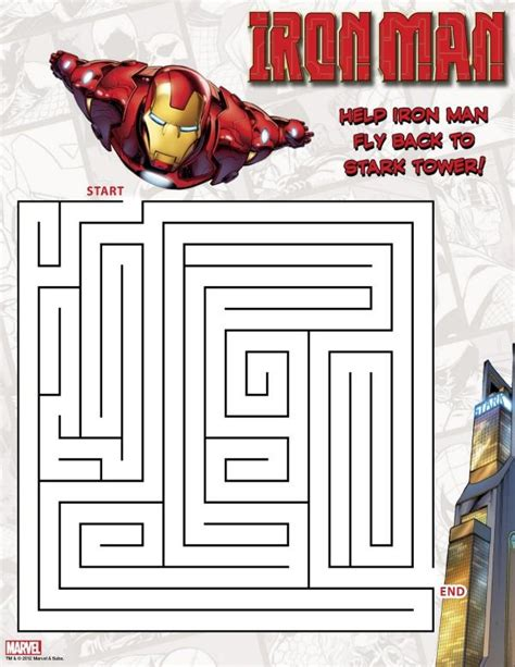 printable batman maze free superhero printables lots of fun printables