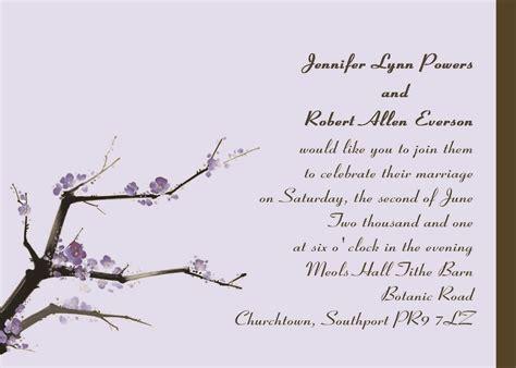 Wedding Concept Sle by Marriage Invitation Wordings India Wedding
