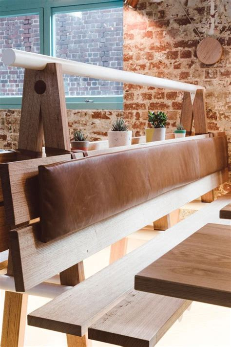 cafe benches best 25 restaurant seating ideas on pinterest