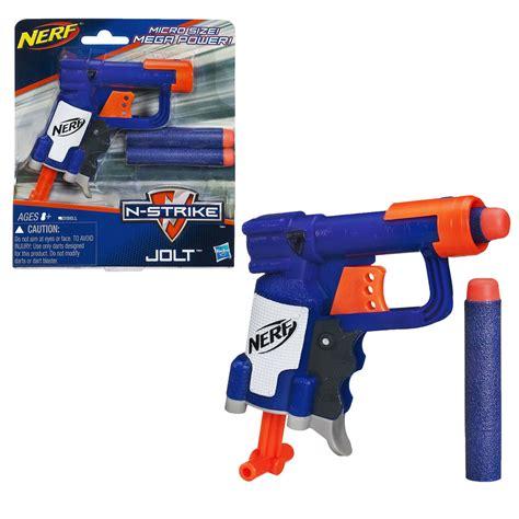 Nerf Jolt Blaster micro size mega power new nerf n strike jolt blaster