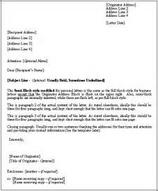 business letter template exle reference letter template open office http www