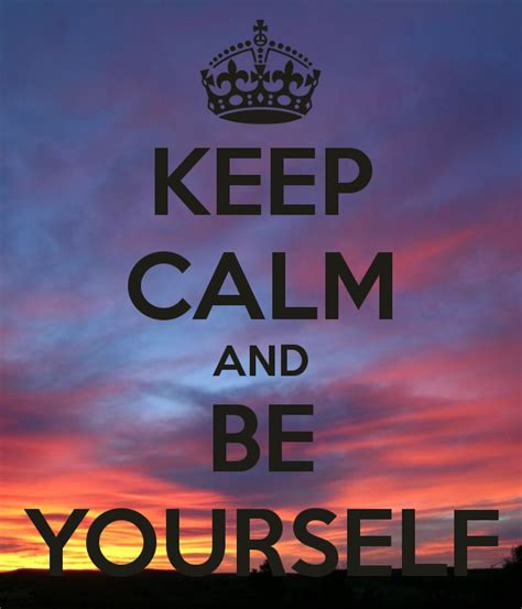 Clutch Power Keep Calm Is Beautiful Termurah be yourself page 7 quotestoquotes